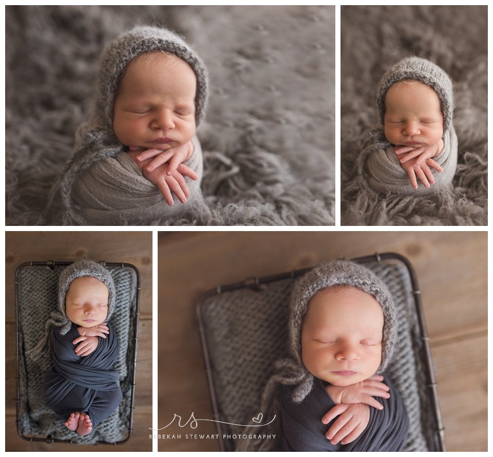 newborn photographer Cedar Rapids