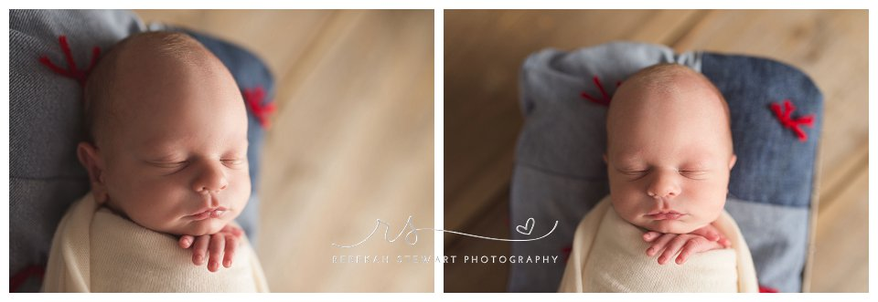 Cedar Rapids newborn photos