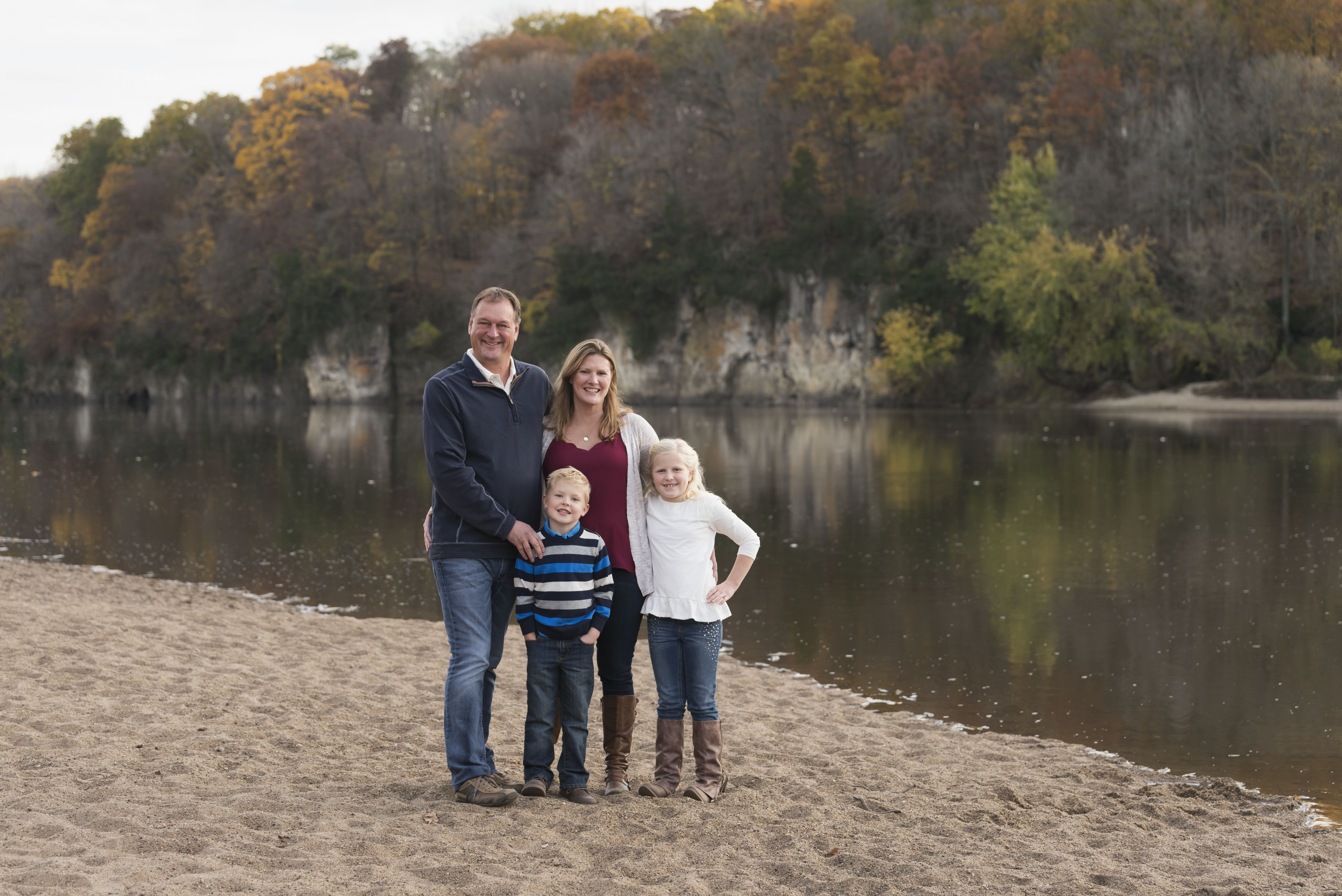 family photographer cedar rapids