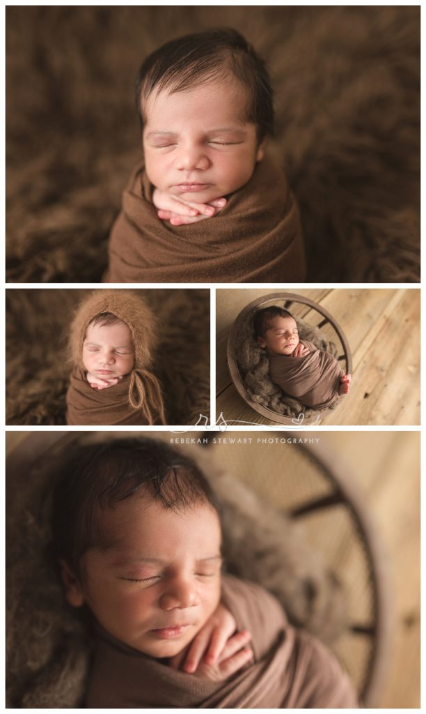 Gorgeous newborn boy - Cedar Rapids baby photos (1)