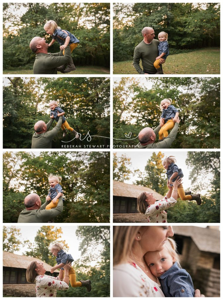 Adorable toddler { Cedar Rapids family photography } (1)
