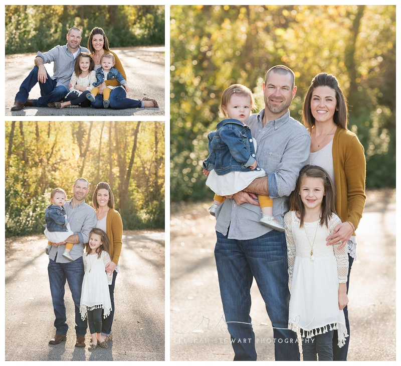 Gorgeous family - Cedar Rapids child photography