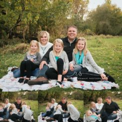 Three sisters { Cedar Rapids family photos }